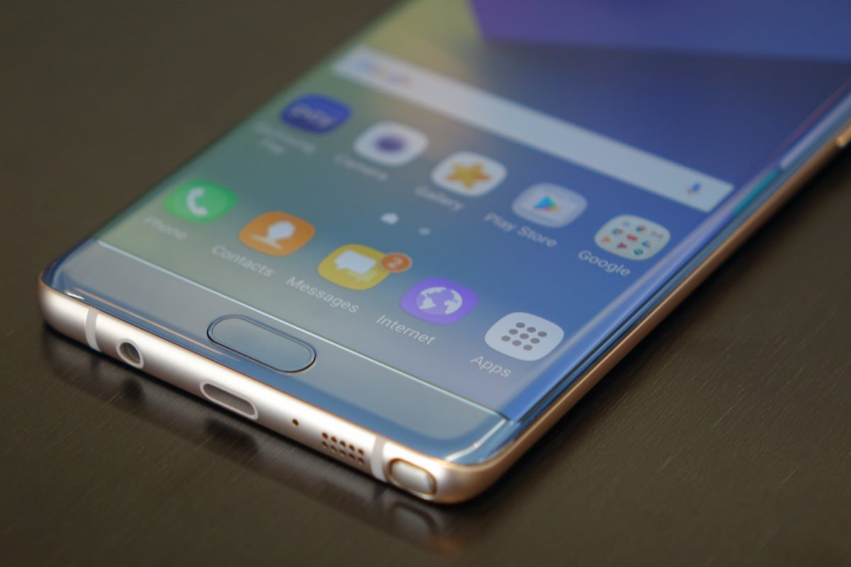 Samsung Galaxy Note 7 Buy Europe