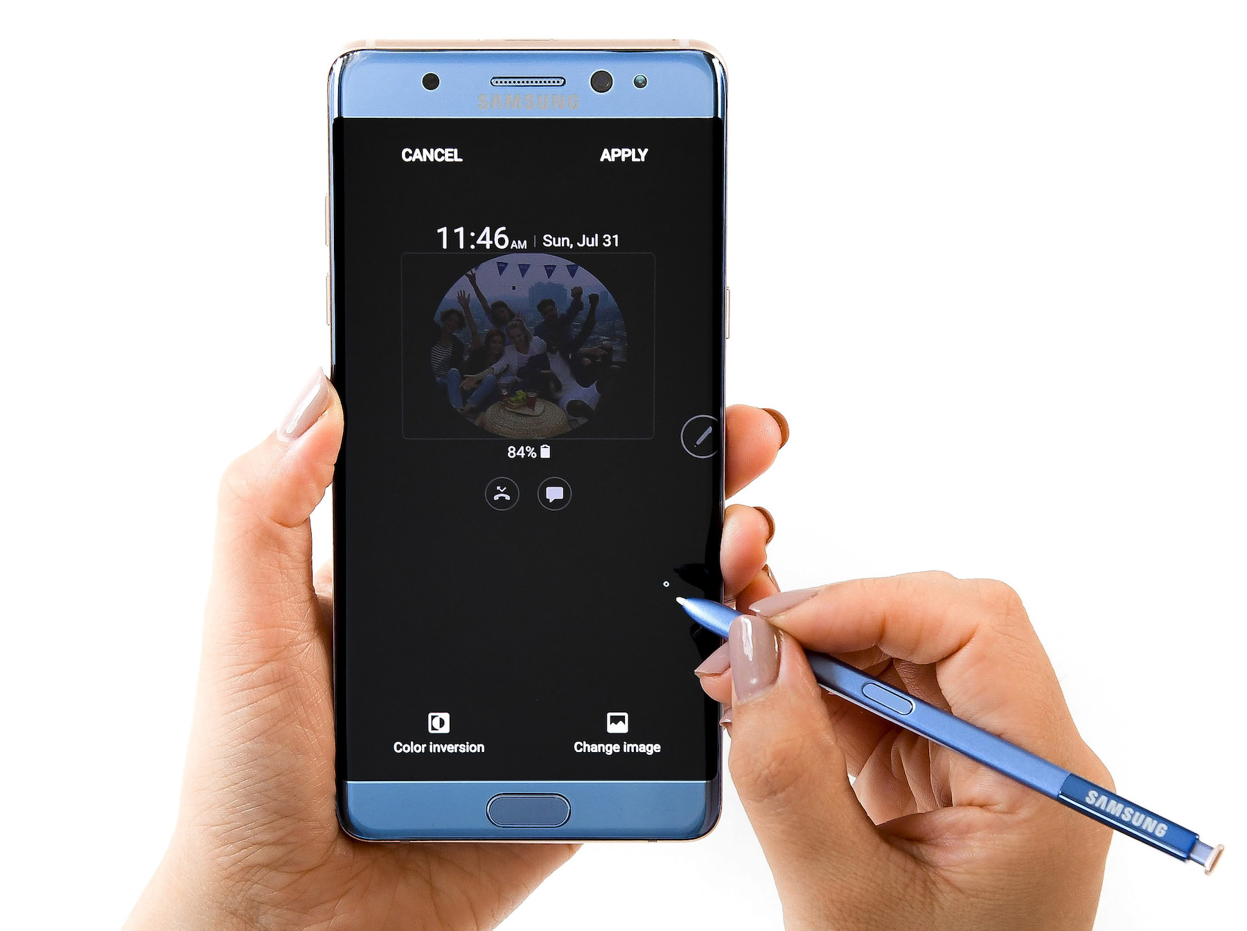 Samsung Galaxy Note 7 S Pen 23