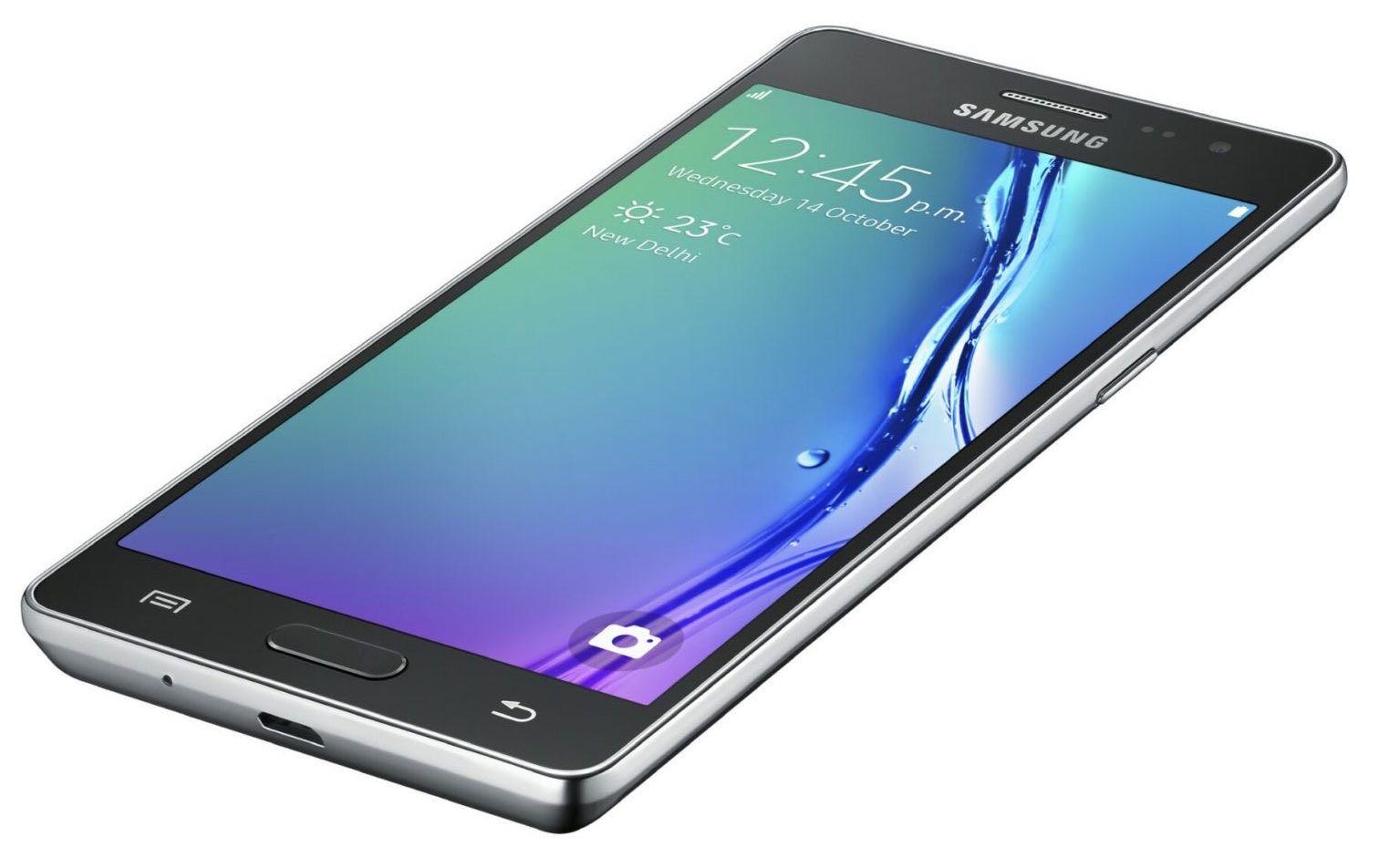 Samsung Z2 Tizen OS 1