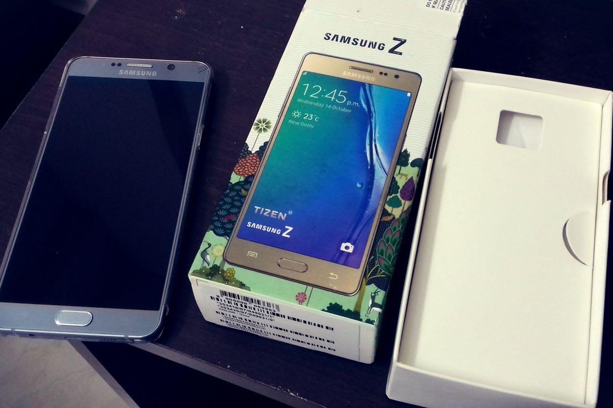 Samsung Z2 Tizen OS 3