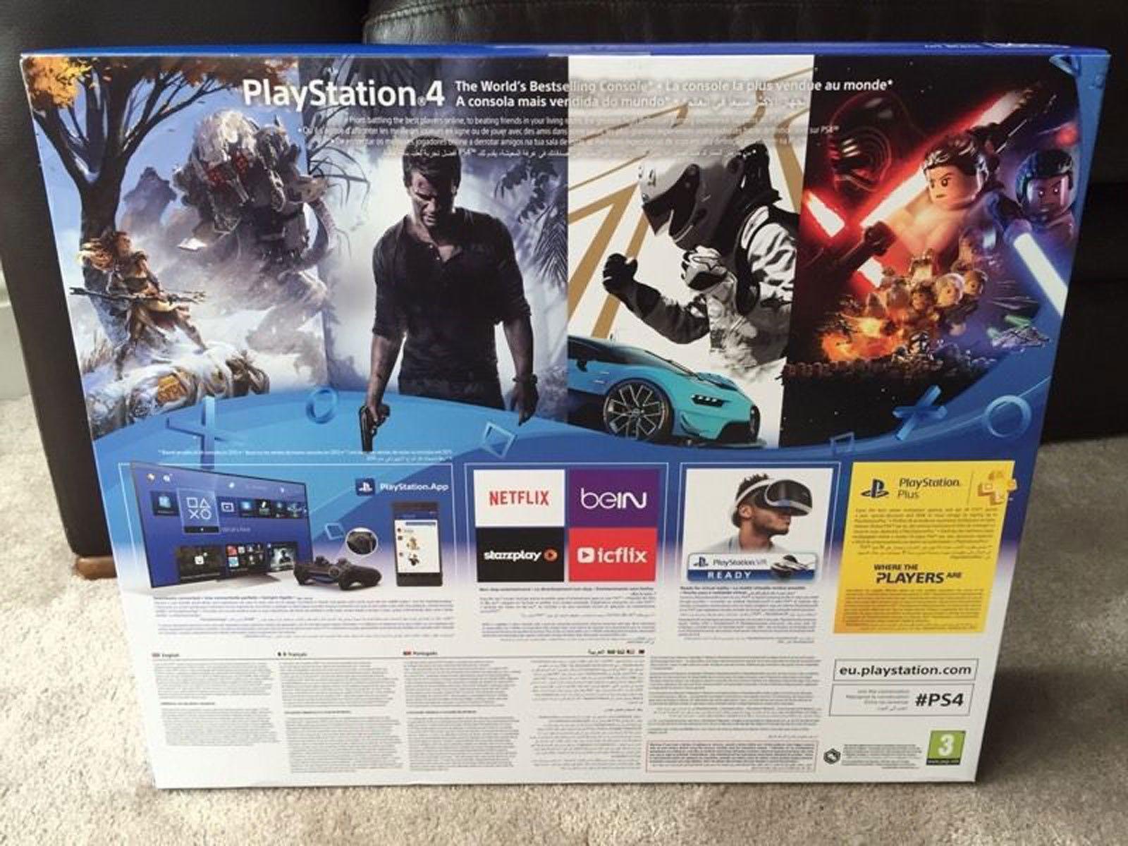 Sony PlayStation 4 Neo 3
