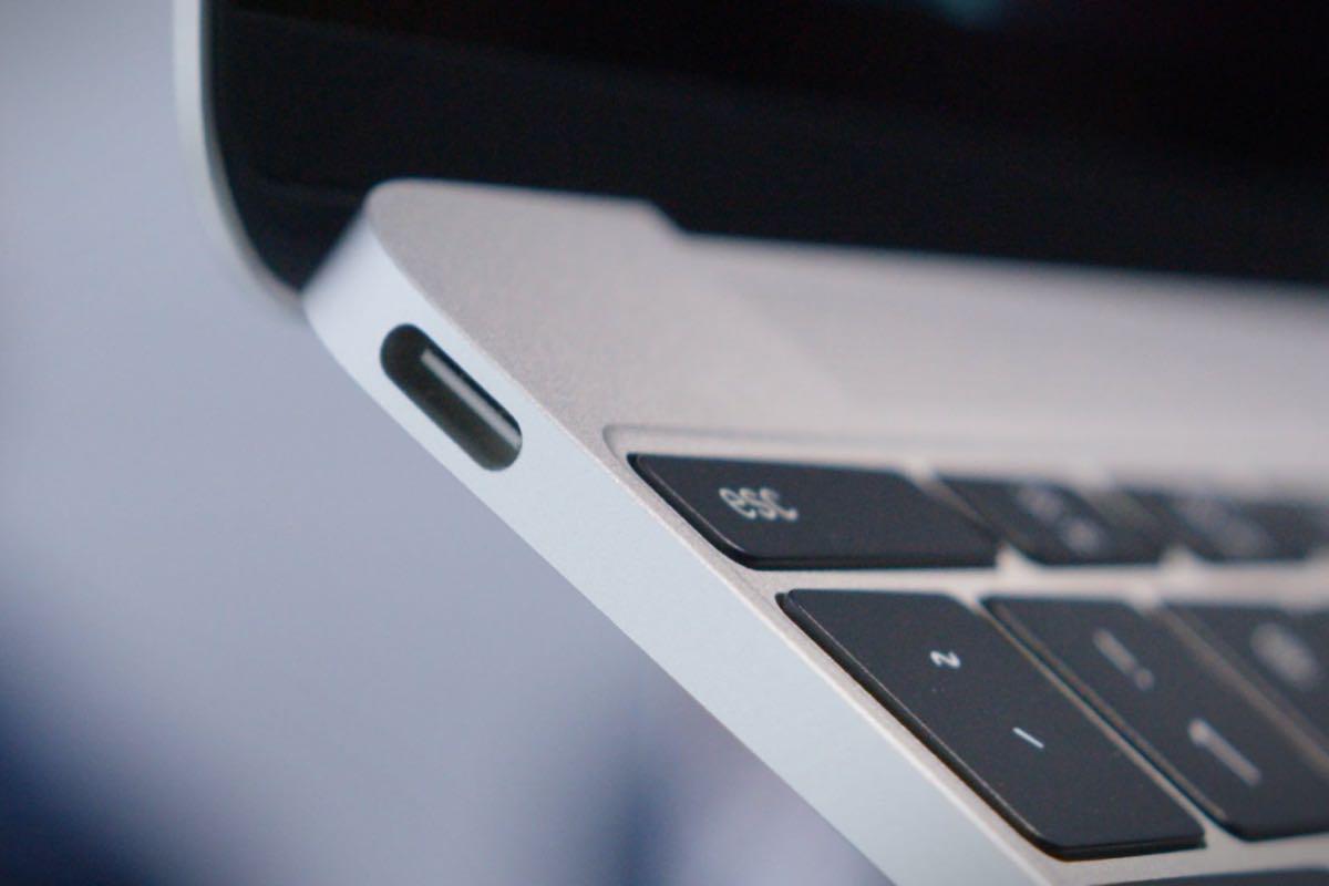 USB 3.1 MacBook Pro 2