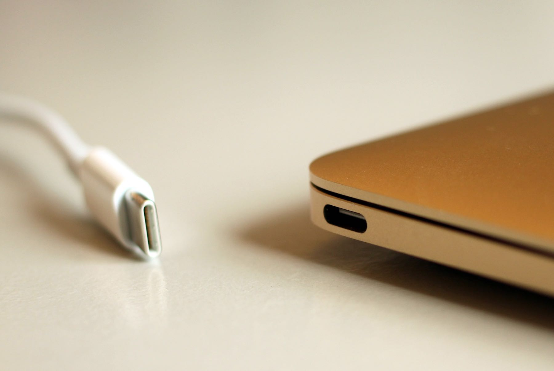 USB 3.1 MacBook Pro