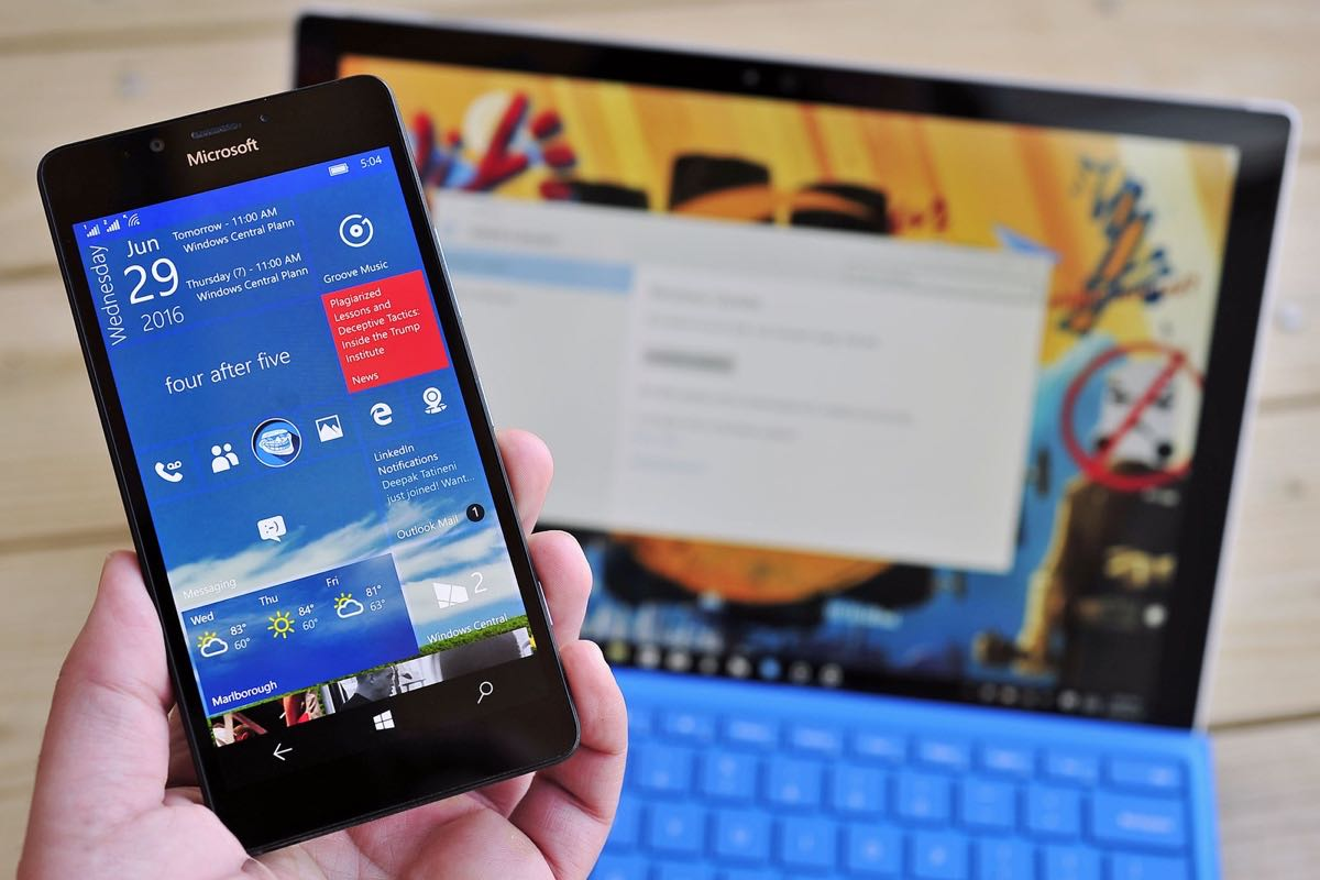 Windows 10 Mobile Anniversary Update Download Lumia