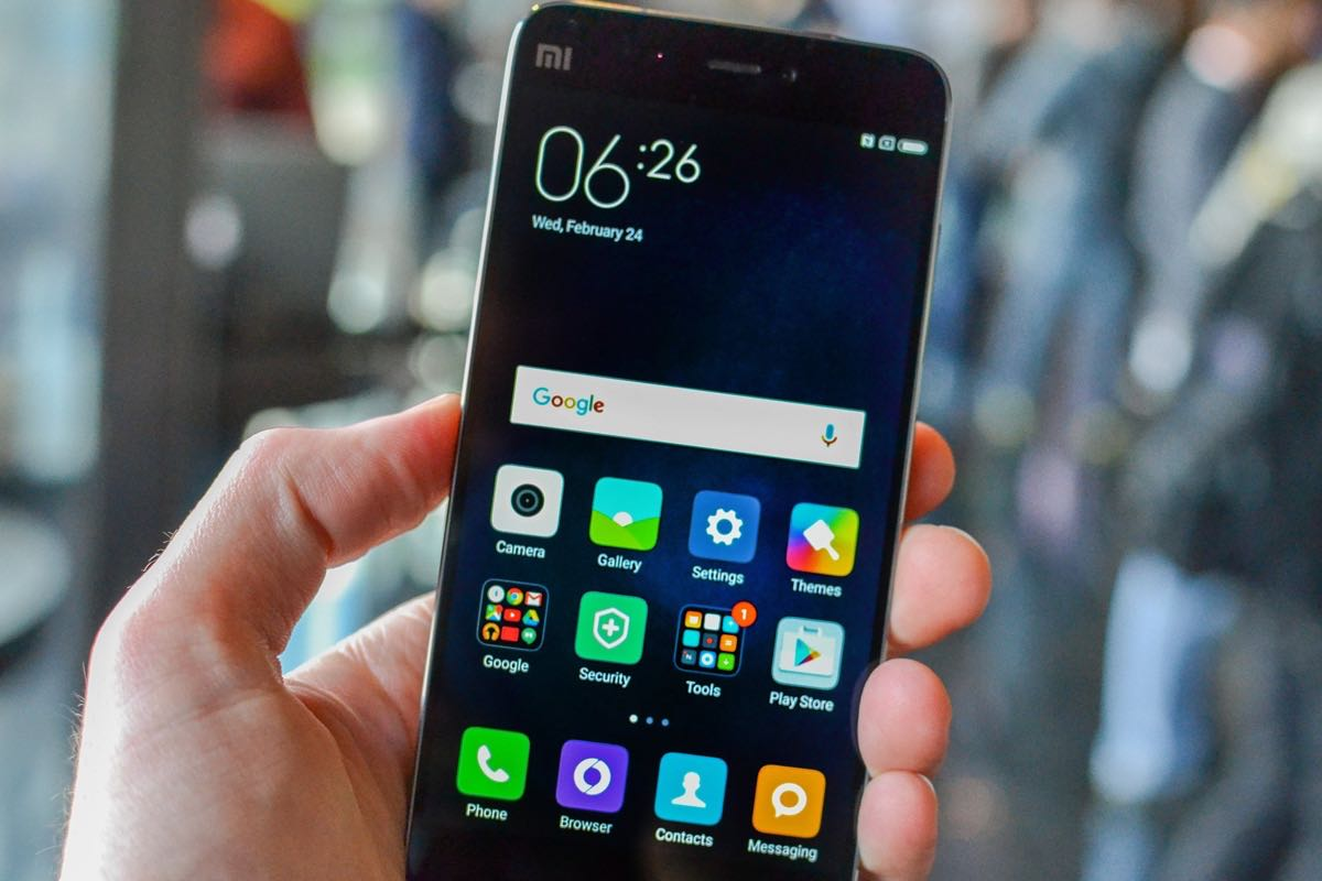 Xiaomi Mi Note 2 3