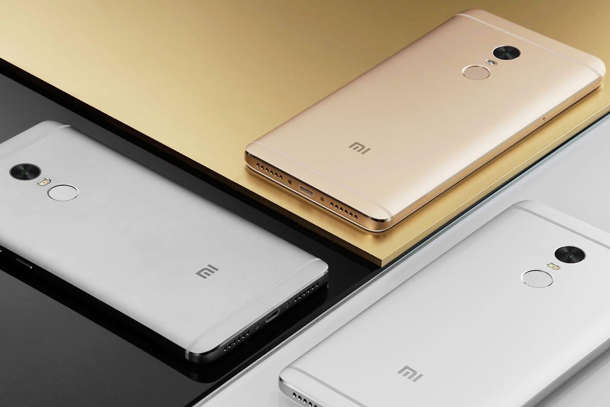 Xiaomi Redmi Note 4 0