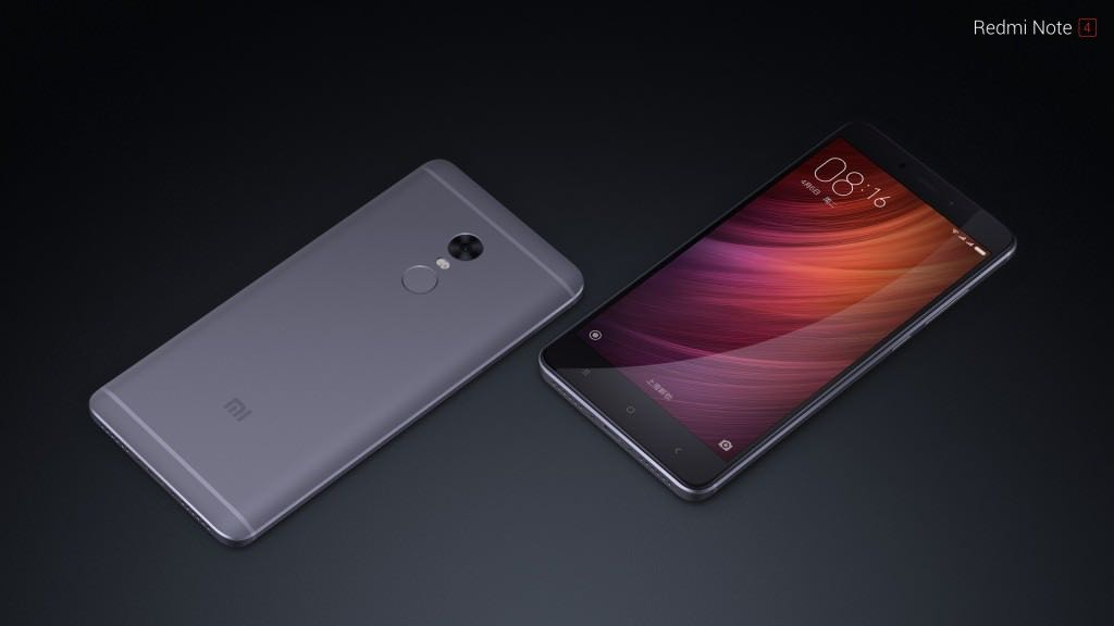 Xiaomi Redmi Note 4 0