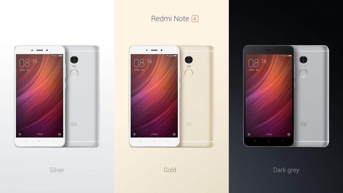 Xiaomi Redmi Note 4 1