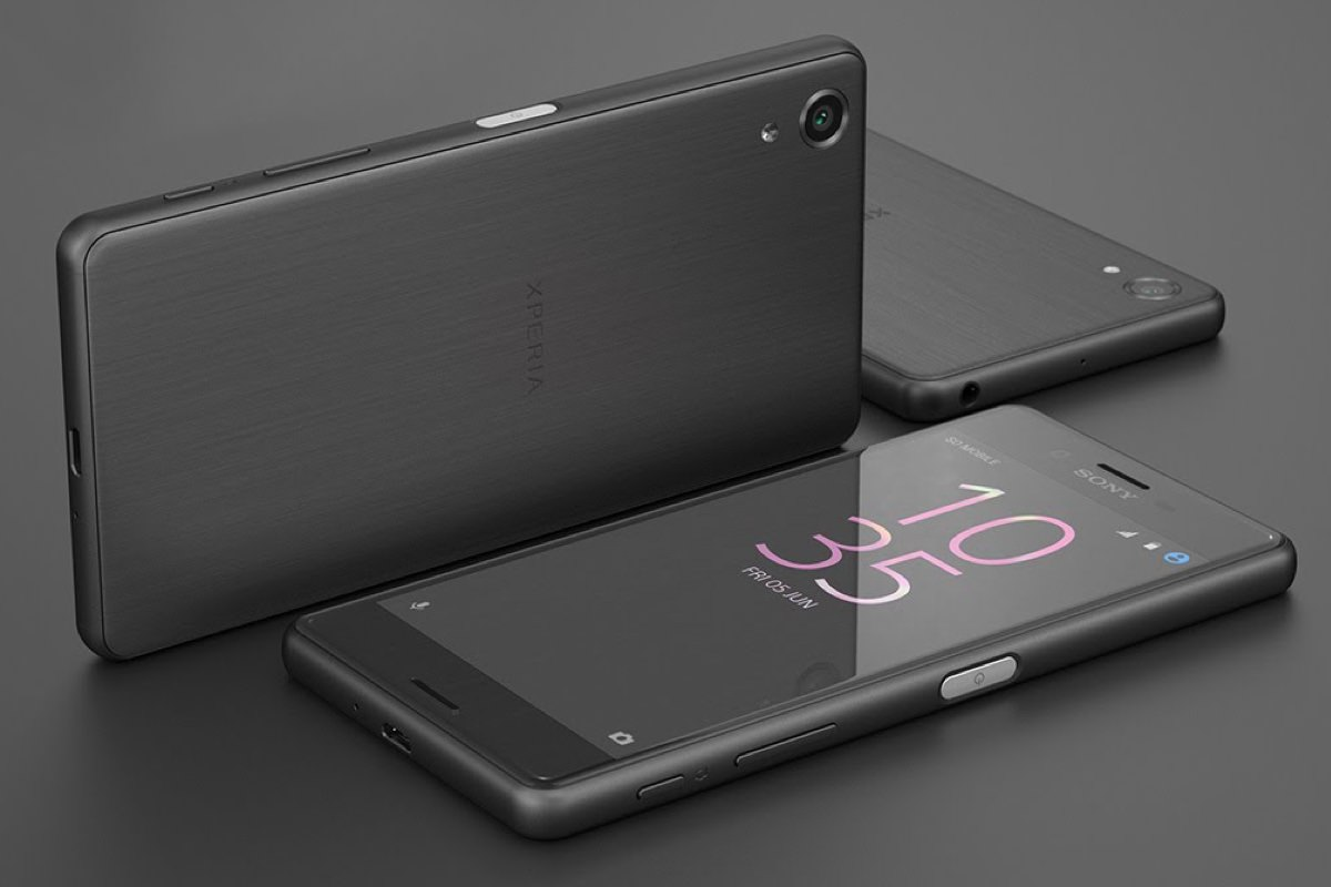 Xperia X Performance Android 7.0 Nougat