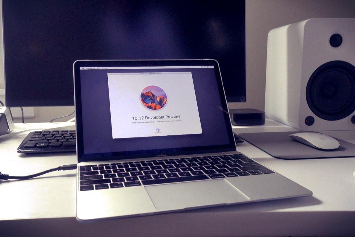 macOS 10.12 Sierra beta 4 2