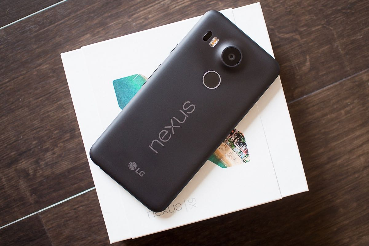 Android 7.0 Nougat Nexus 5X Google 2