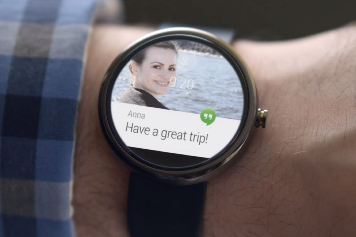Android Wear iPhone 7 3