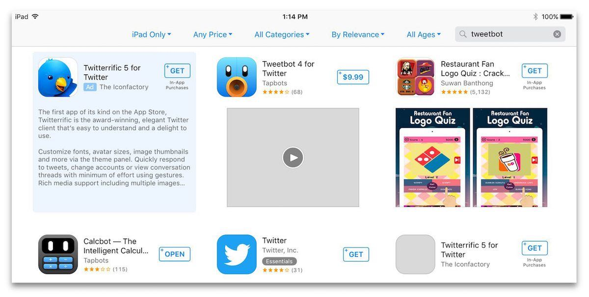 App Store iOS 10 3