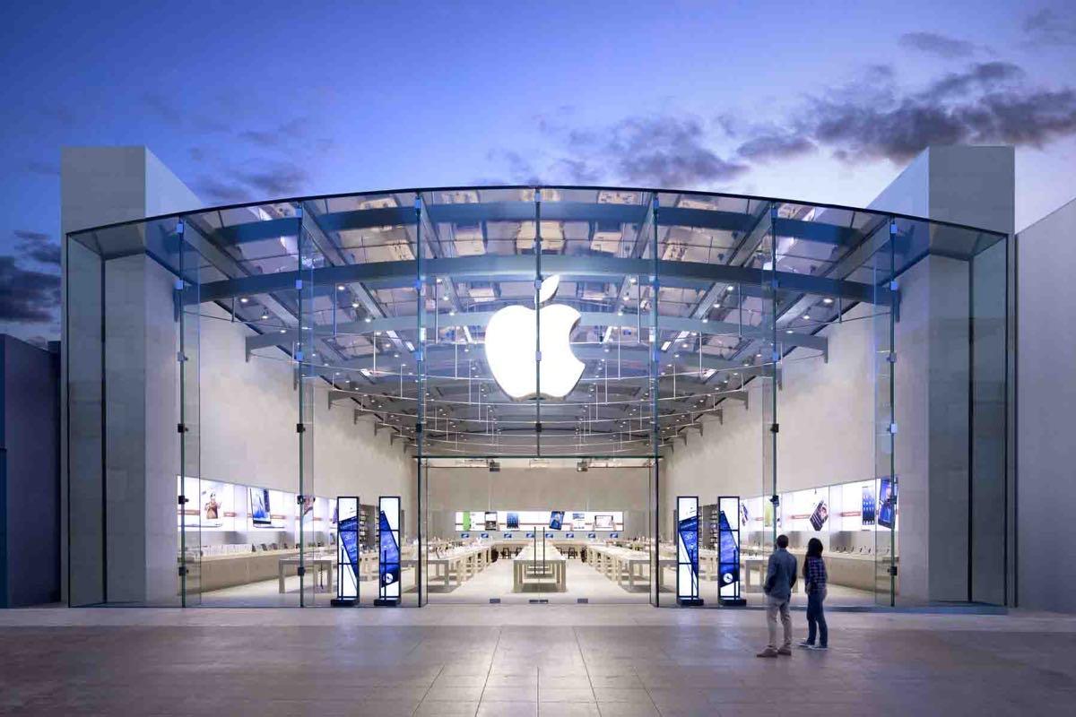 Apple Store iPhone ipad