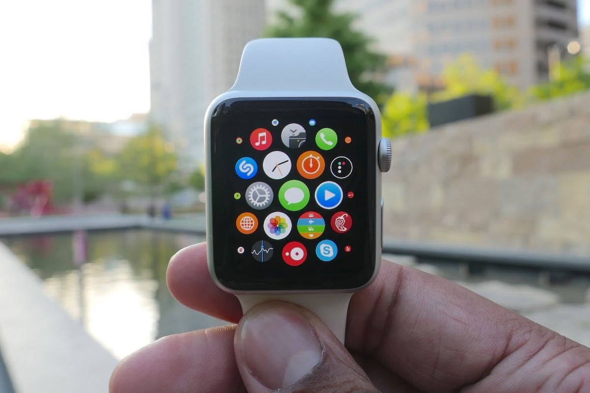 Apple Watch Series 2 3