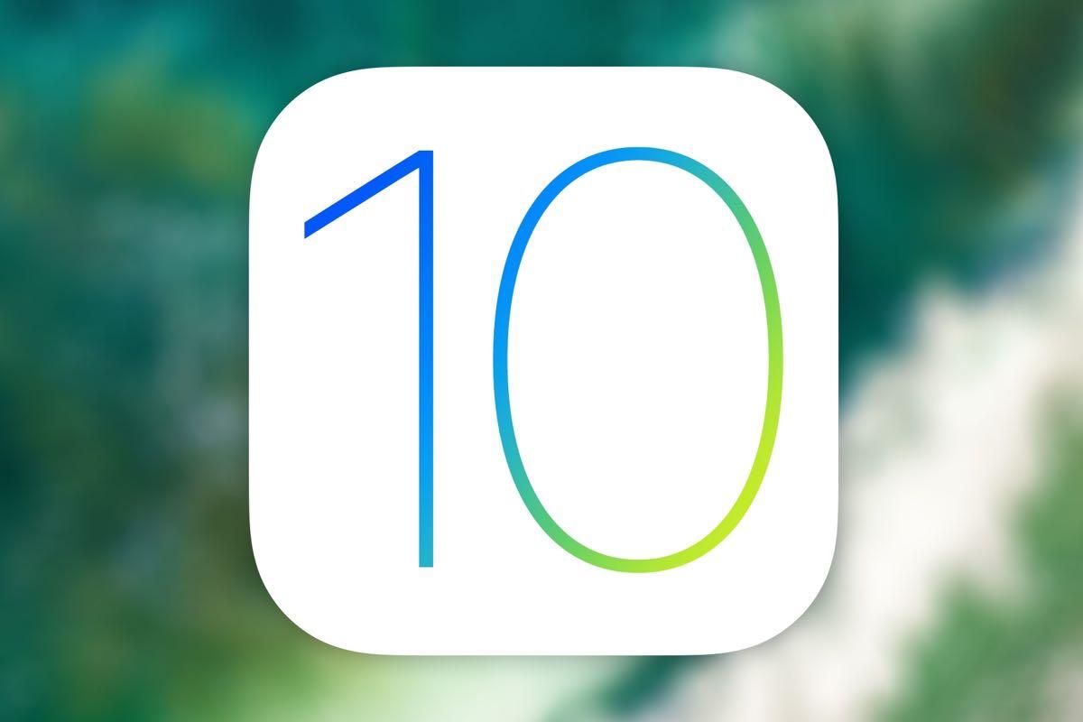 Apple iOS 10 Download