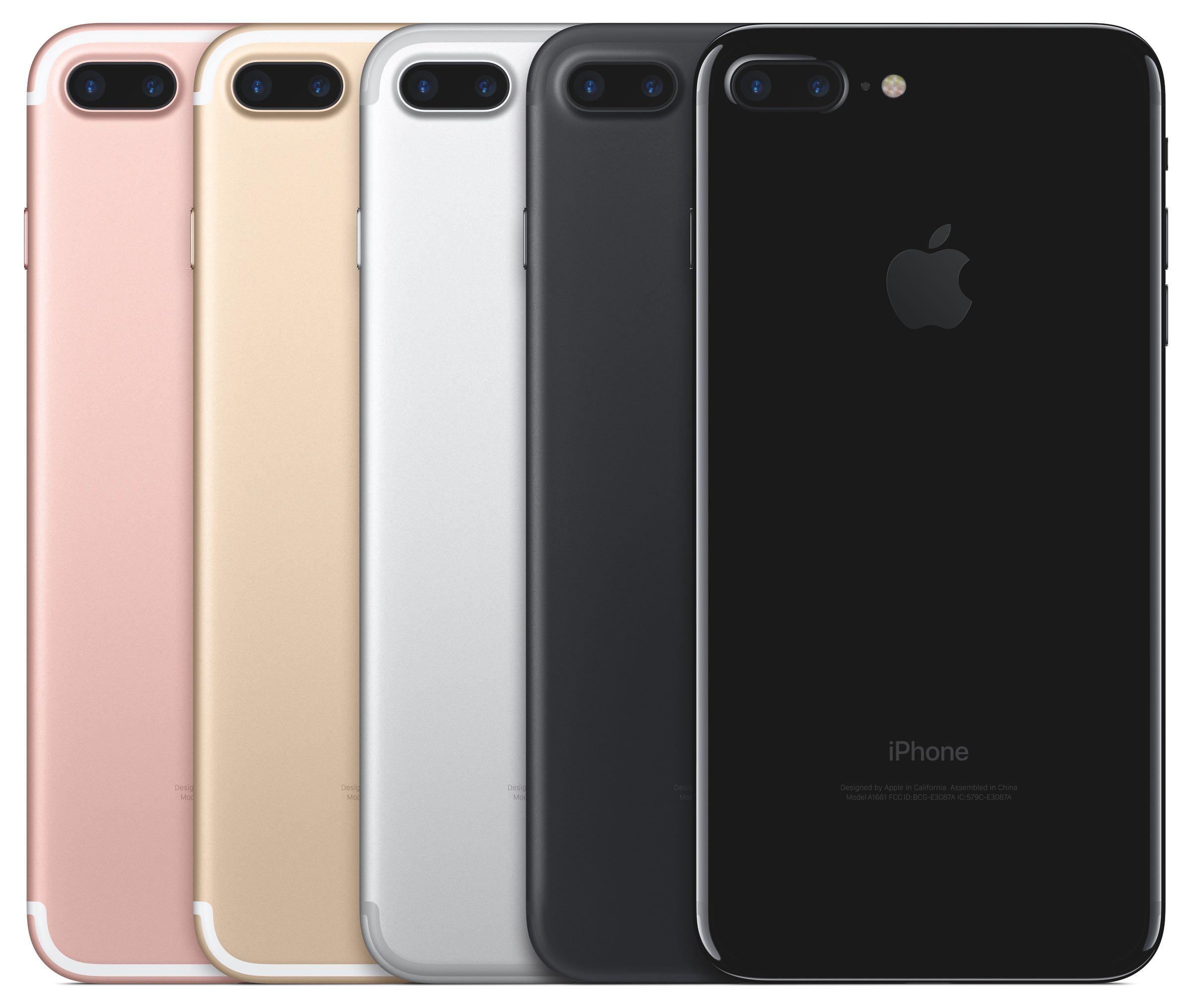 Apple iPhone 7 Plus 3