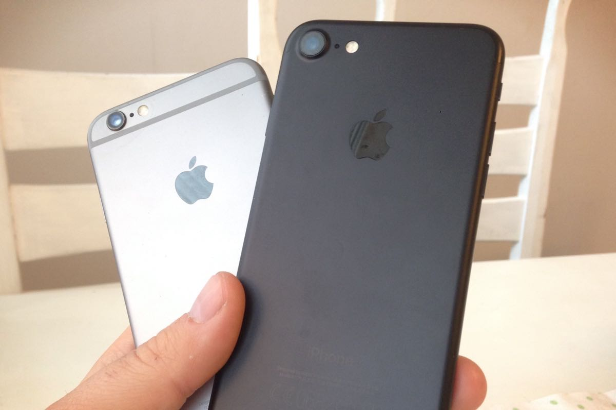 Apple iPhone 7 iPhone 6s