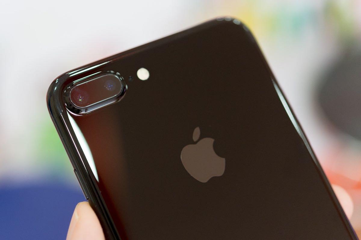 Apple iPhone 7 iPhone 7 Plus Jet Black