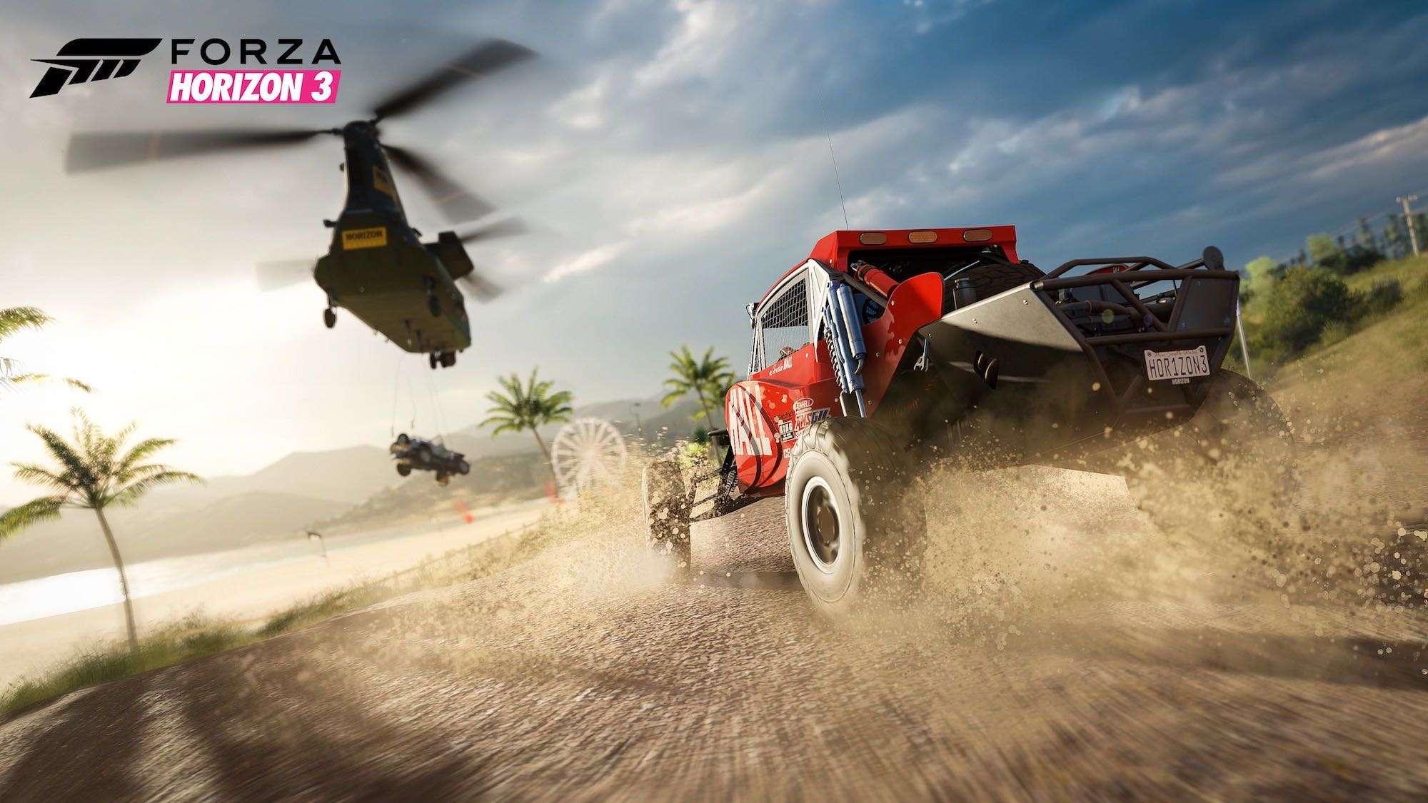 Forza Horizon 3 2 3