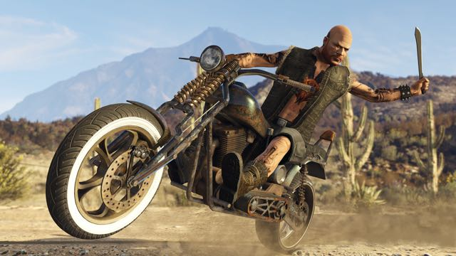 GTA V Online Update Biker 1