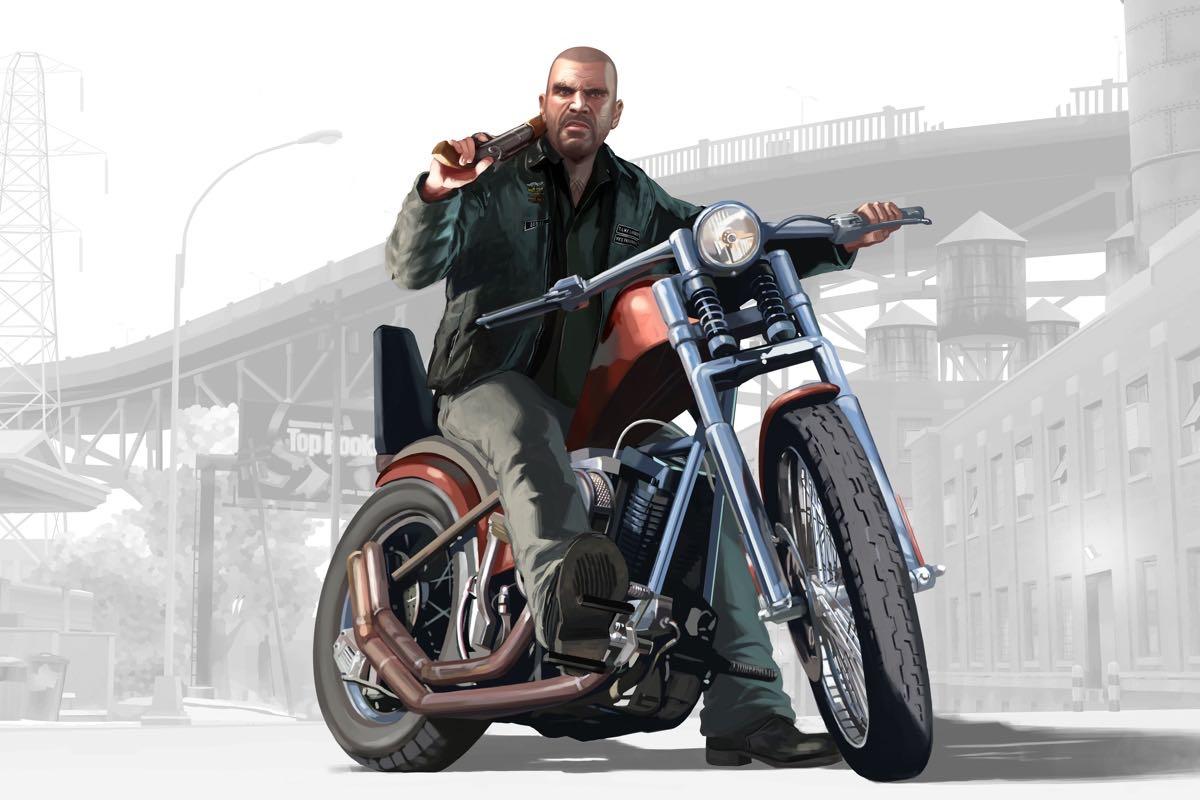 GTA V Online Update Biker