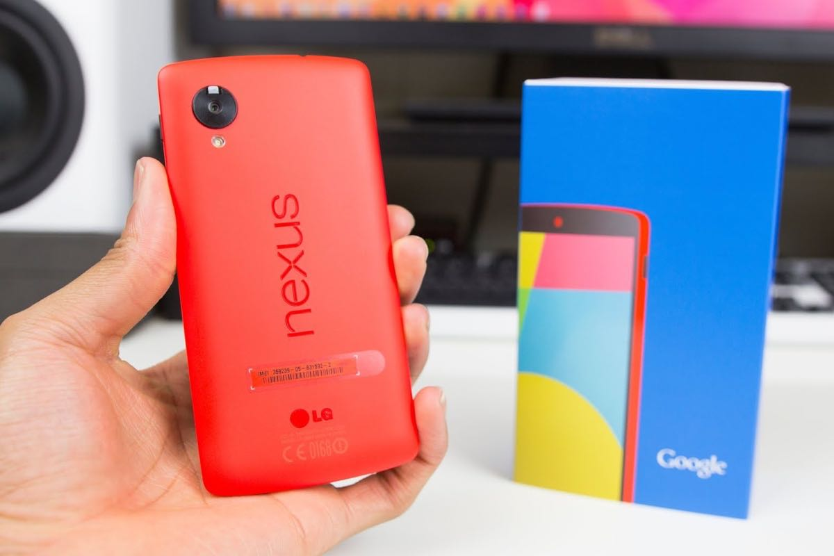 Google Nexus 5 3