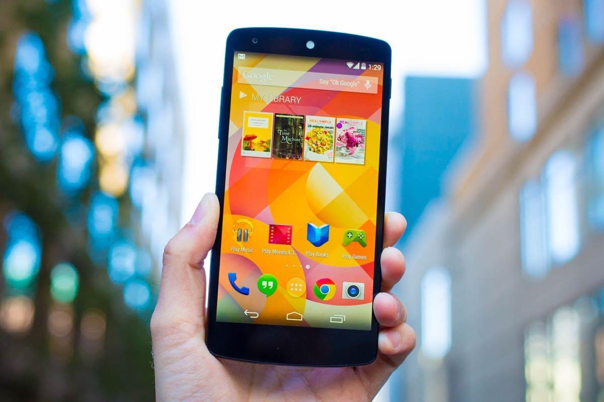 Google Nexus 5 Nexus 5X 3