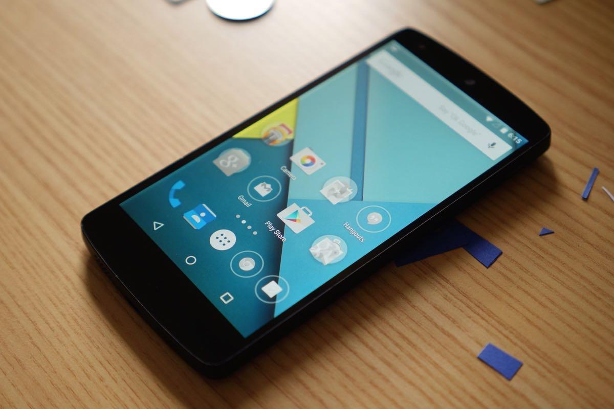 Google Nexus 5 Nexus 5X 6