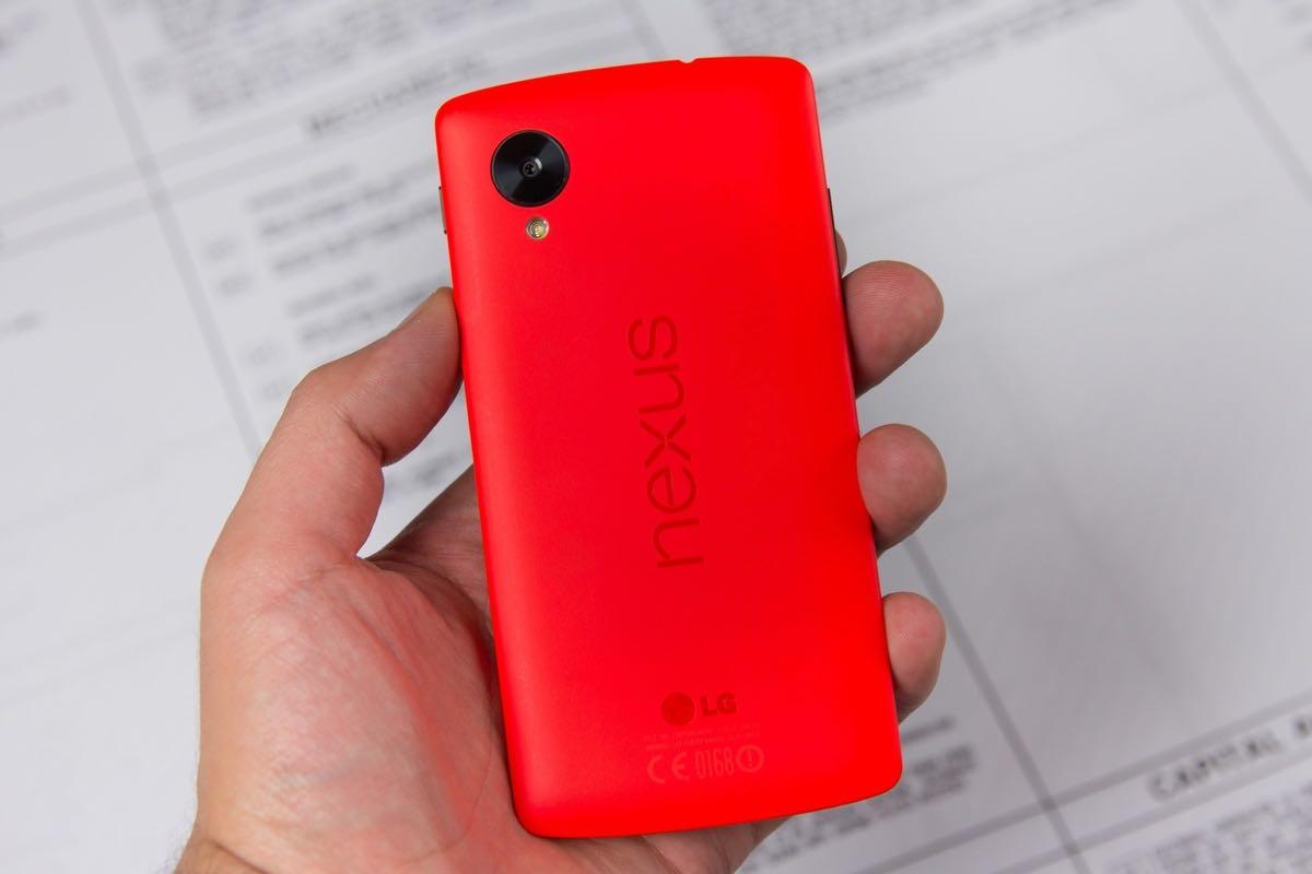 Google Nexus 5 Nexus 5X 8