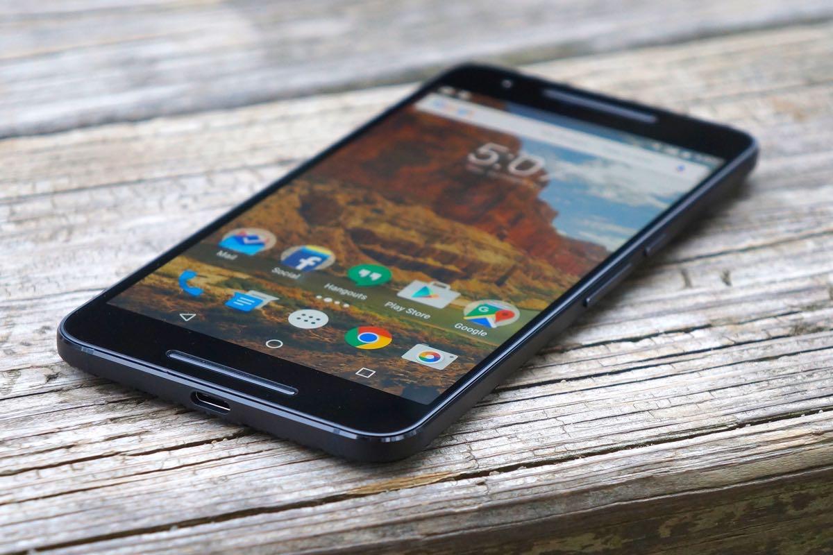 Google Pixel XL Review 1