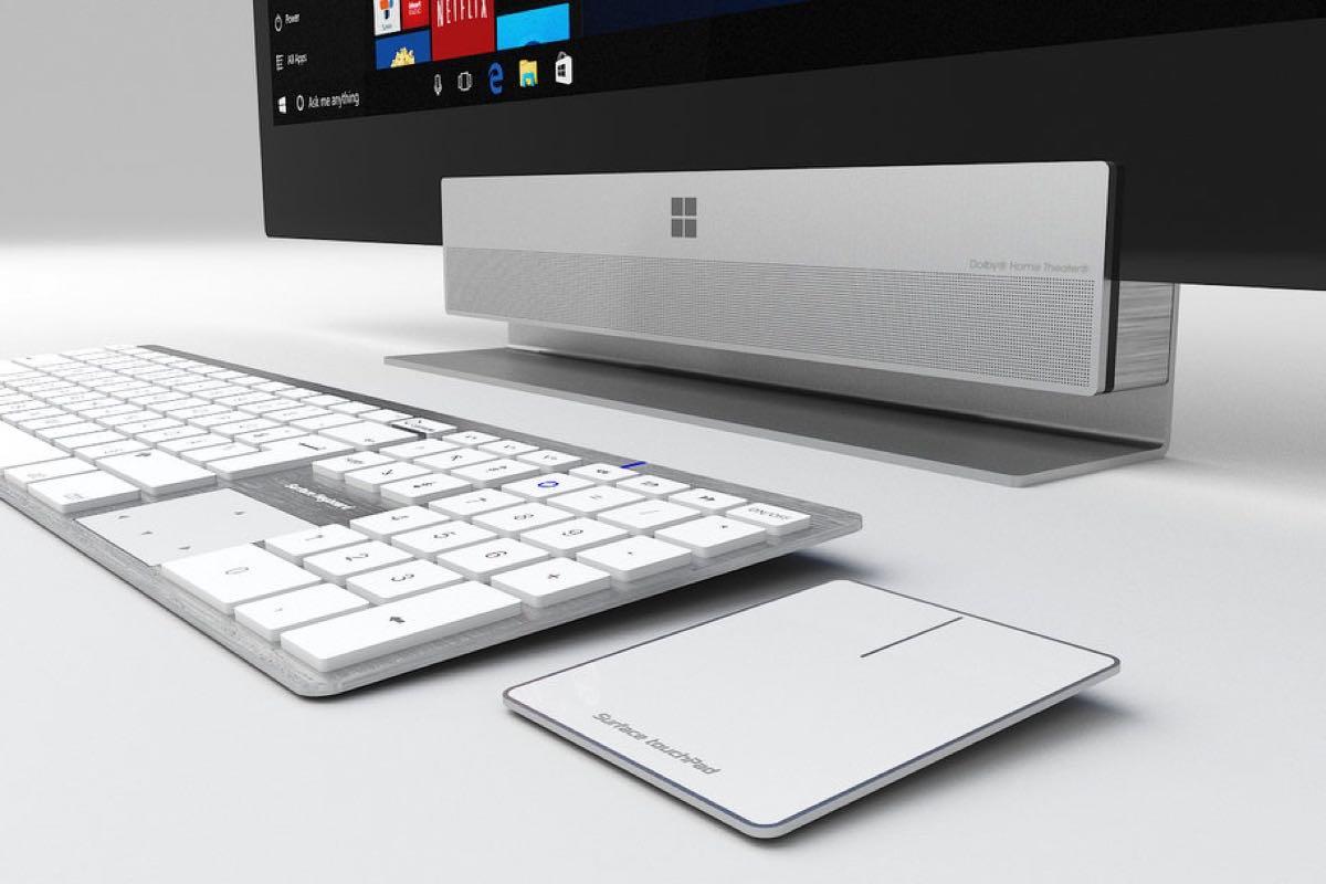 Microsoft Моноблок 2