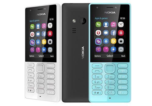 Nokia 216 и Nokia 216 Dual SIM 2