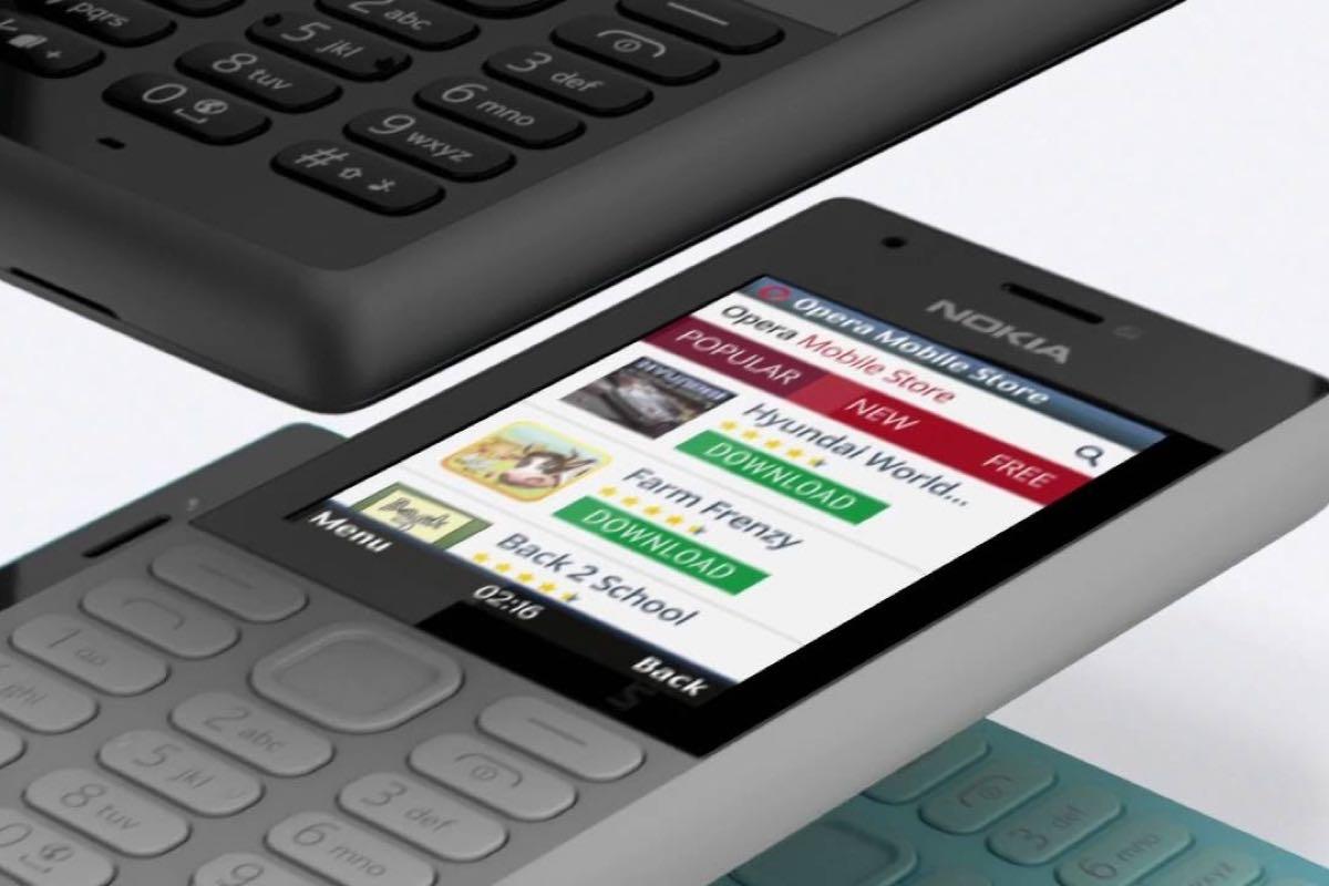 Nokia 216 и Nokia 216 Dual SIM
