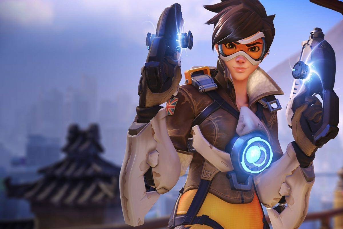 Overwatch PS4 Xbox One Free