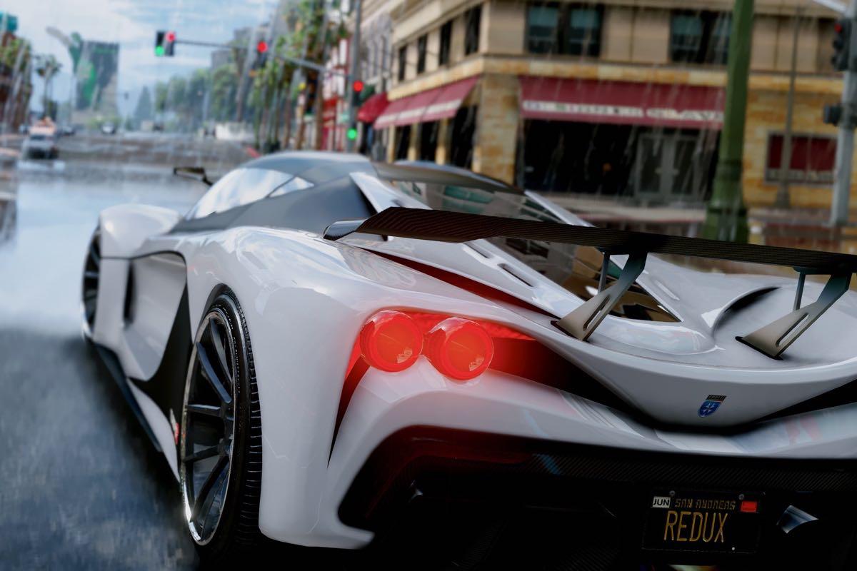 Redux GTA 5 V