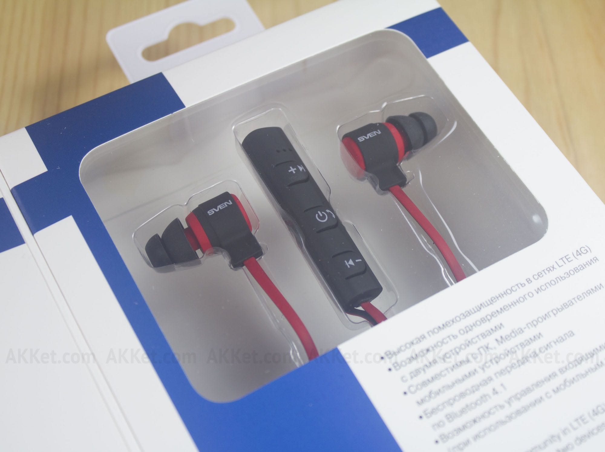 SVEN SEB-B270MV review russia bluetooth headphones 6