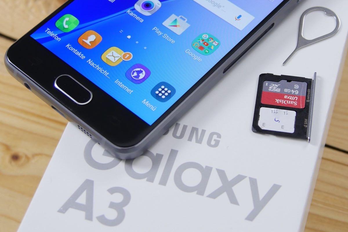 Samsung Galaxy A3 (2017) buy 2