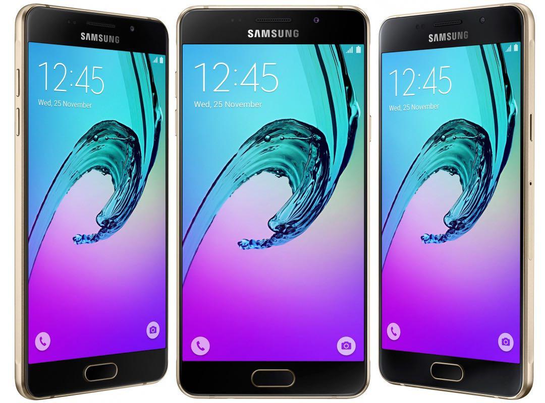 Samsung Galaxy A7 2017 2