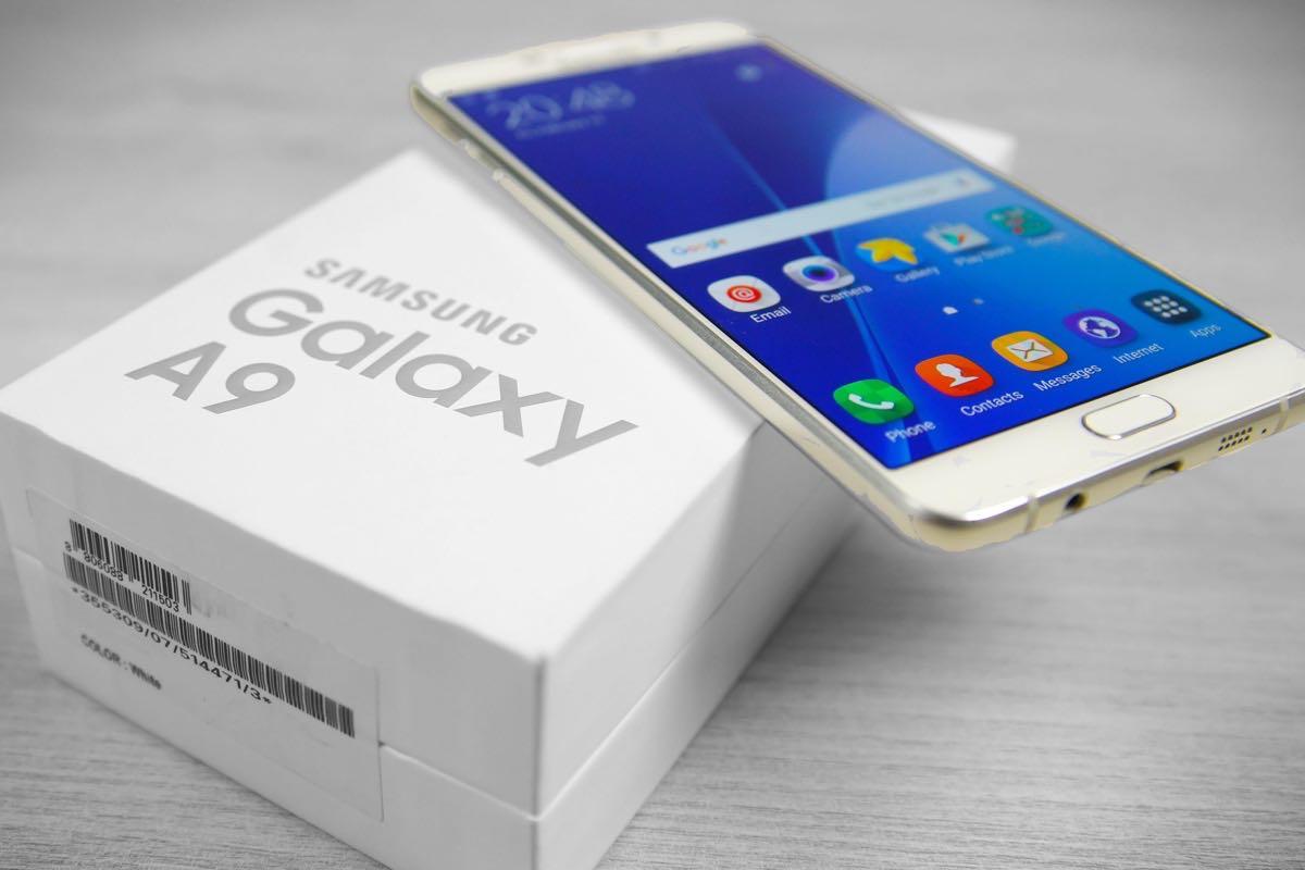 Samsung Galaxy A9 (2017) buy 2