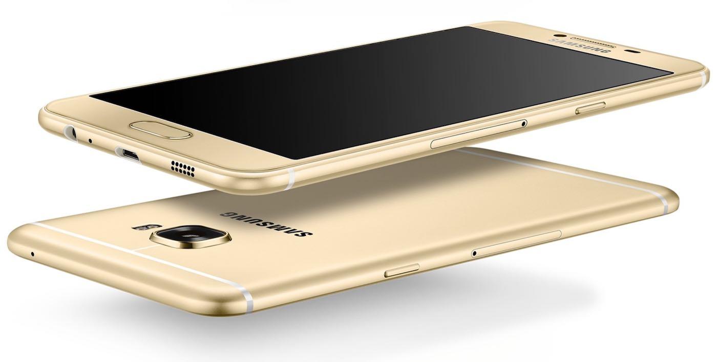 Samsung Galaxy C5 Pro и Galaxy C7 Pro 2