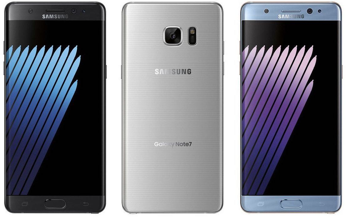 Samsung Galaxy Note 7 review 3