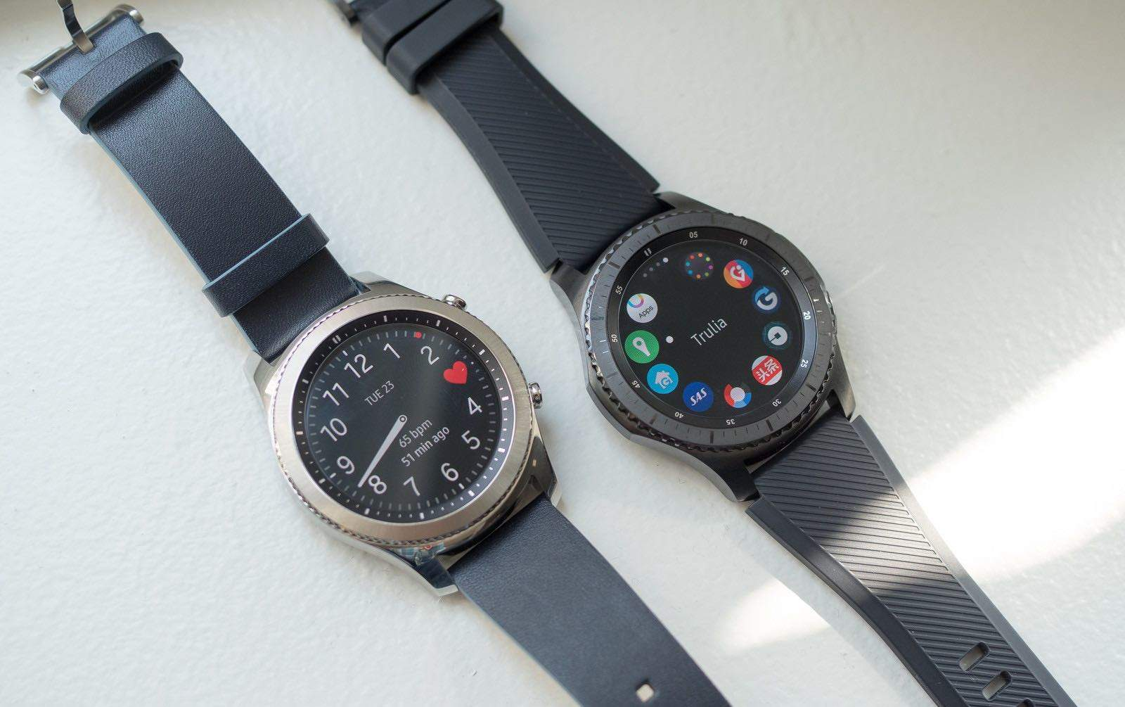Samsung Gear S3 Review 2