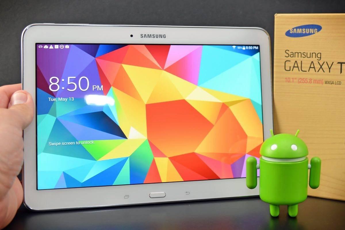 Samsung Tab A 10.1 0