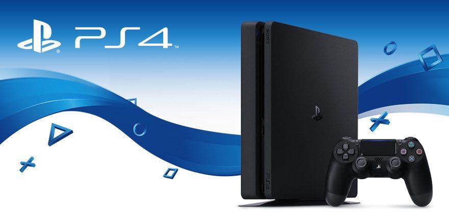 Sony PS4 Slim 2
