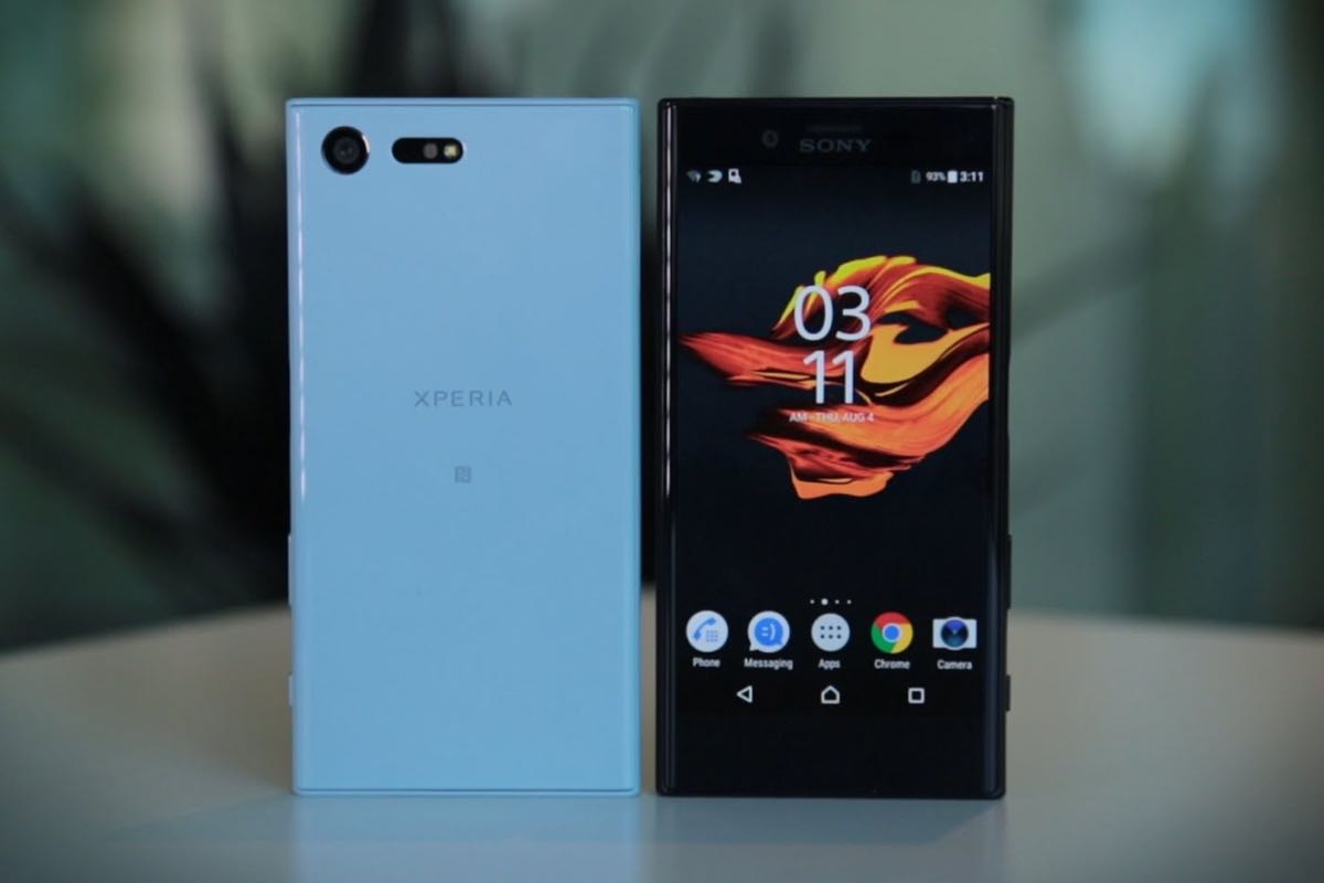 Sony Xperia X Compact Russia 1 2