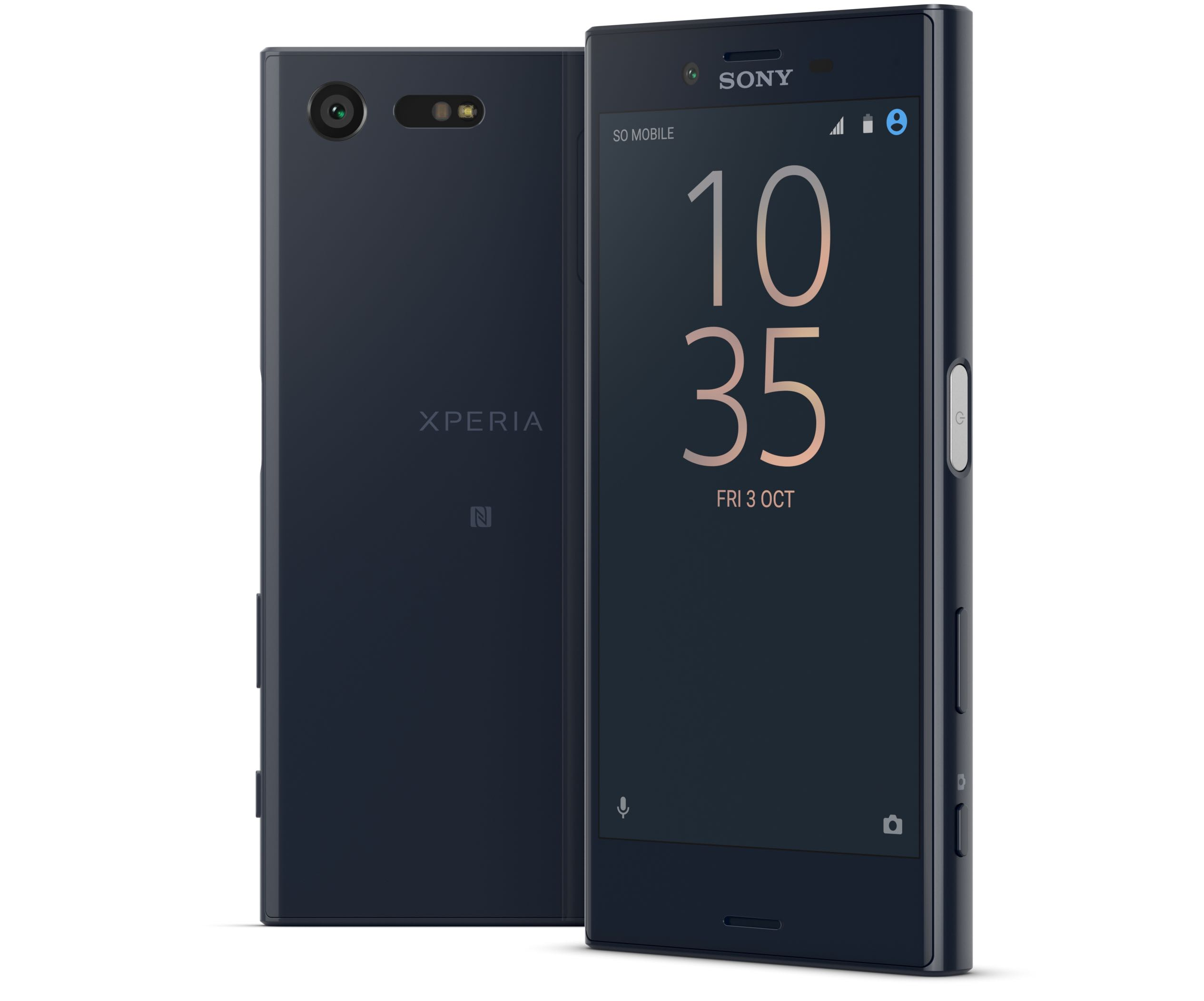 Sony Xperia X Compact Russia 1