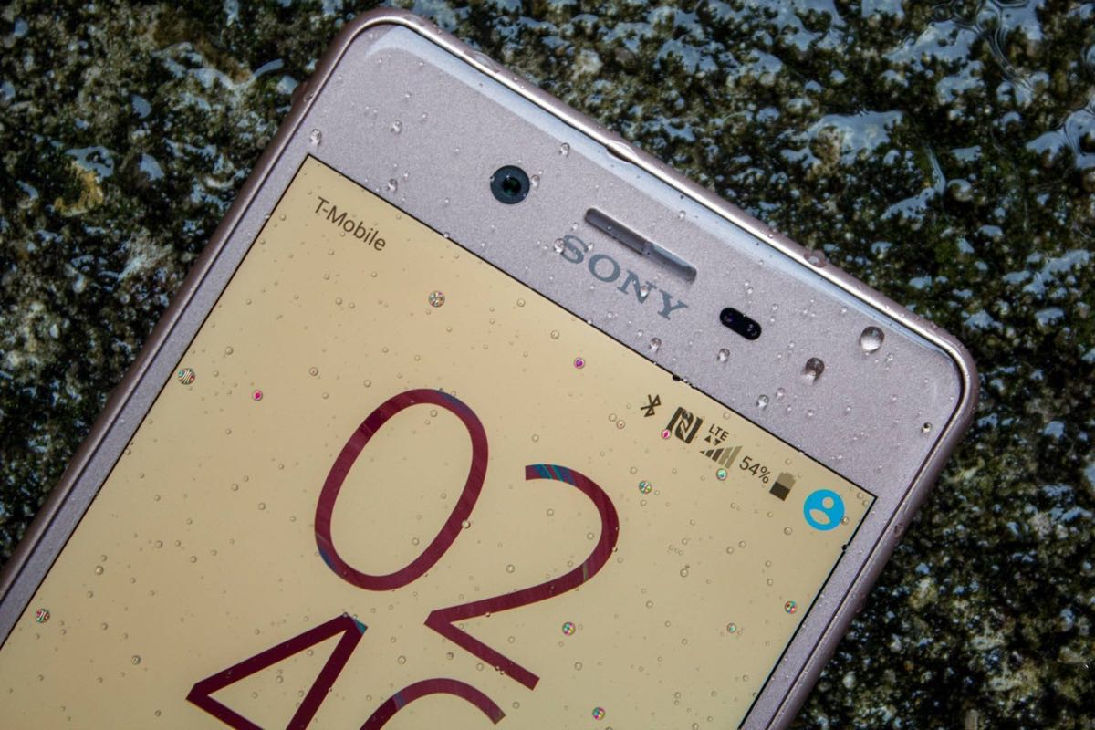 Sony Xperia X Performance Android 7.0 Nougat Download 2
