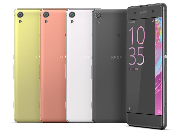 Sony Xperia XA Download Soft