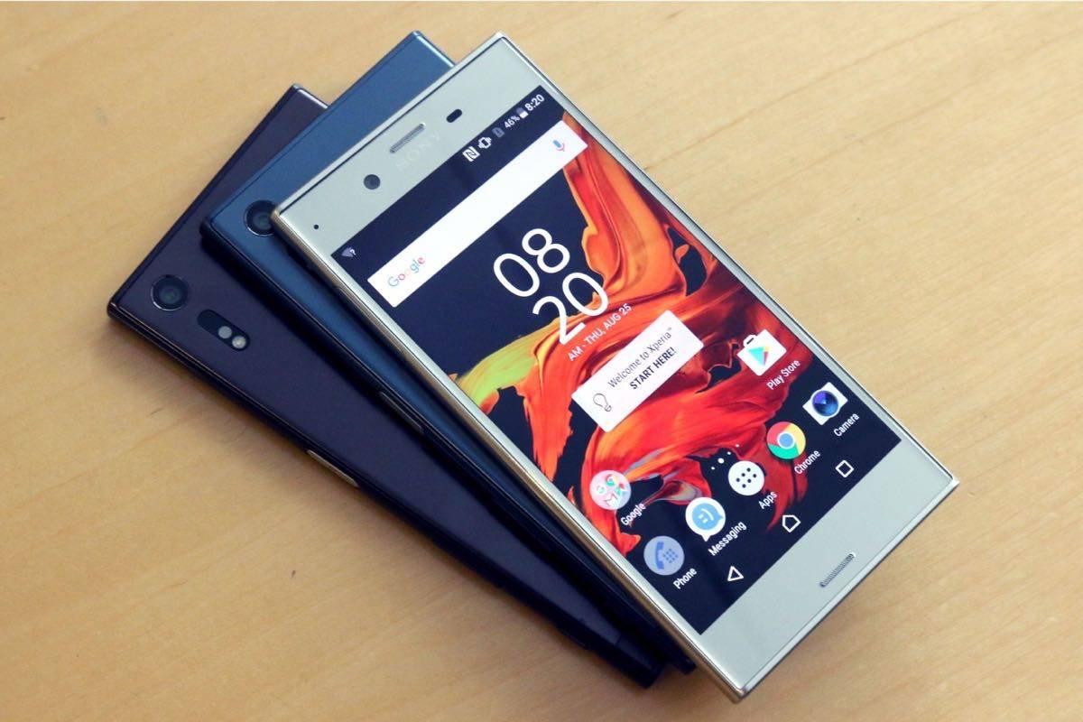Sony Xperia XZ 4